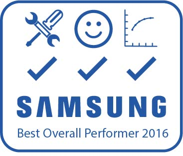 Samsung Best Overall Performer