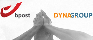 bpost and DynaGroup join forces and combine their logistical expertise